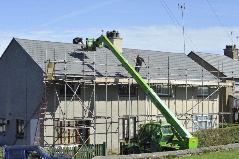 Czy twój dach jest szczelny?