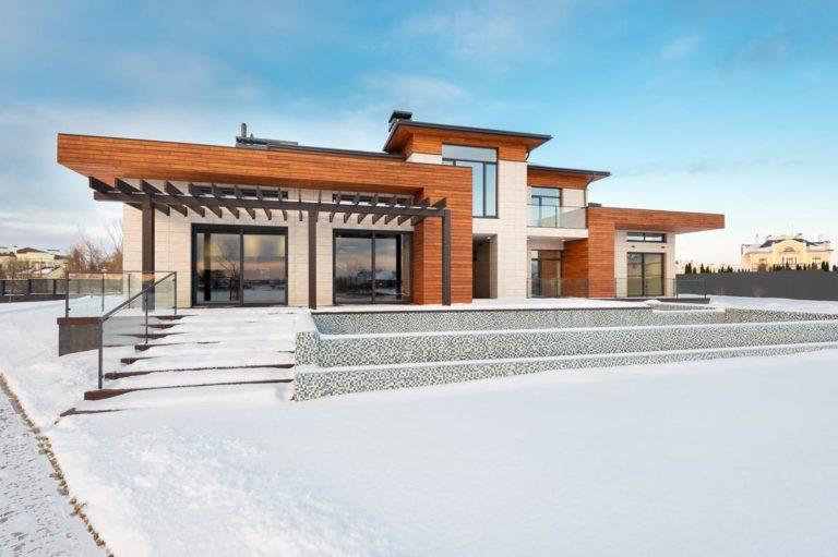 Pianką poliuretanową można izolować różnorodne budynki